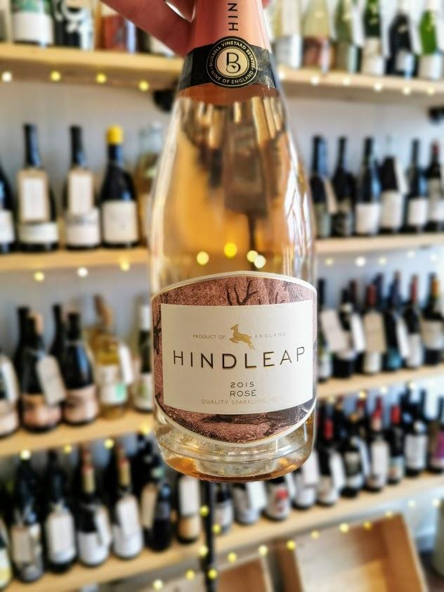 2015 Hindleap Rose