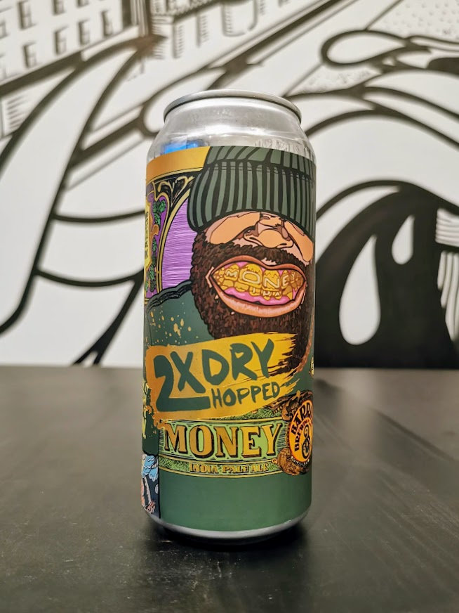 Money DDH, Barrier Brewing
