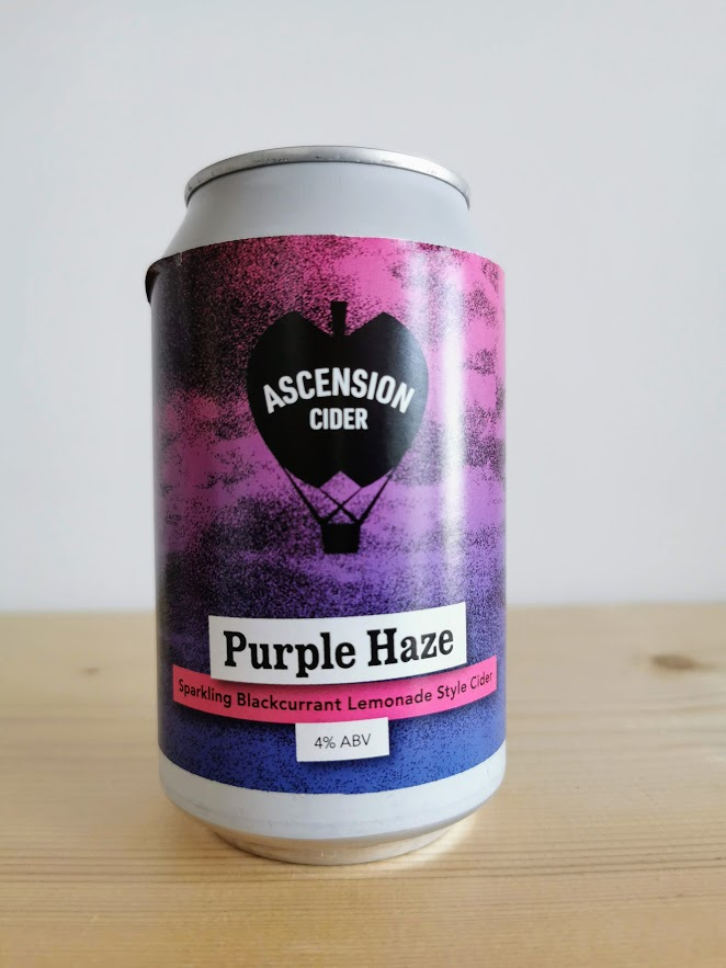 Purple Haze, Ascension Cider