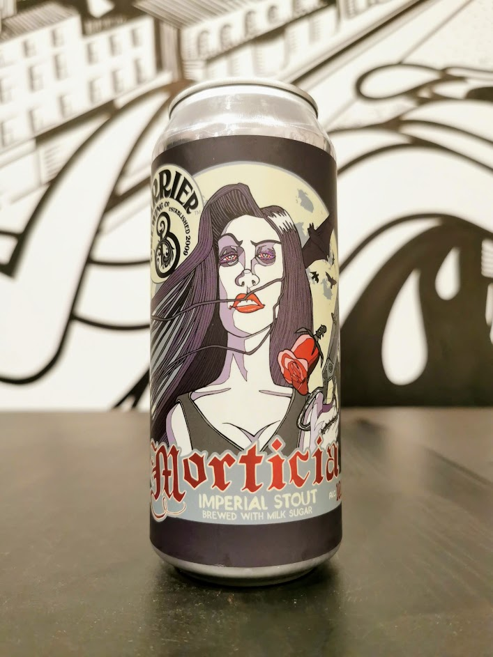Morticia, Barrier Brewing