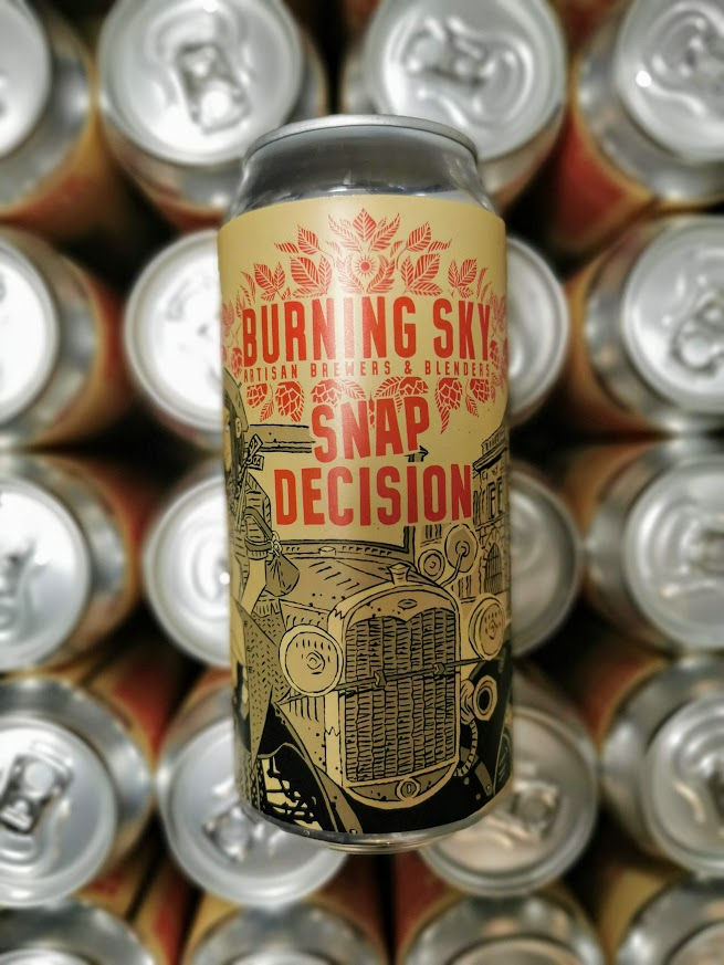Snap Decision, Burning Sky