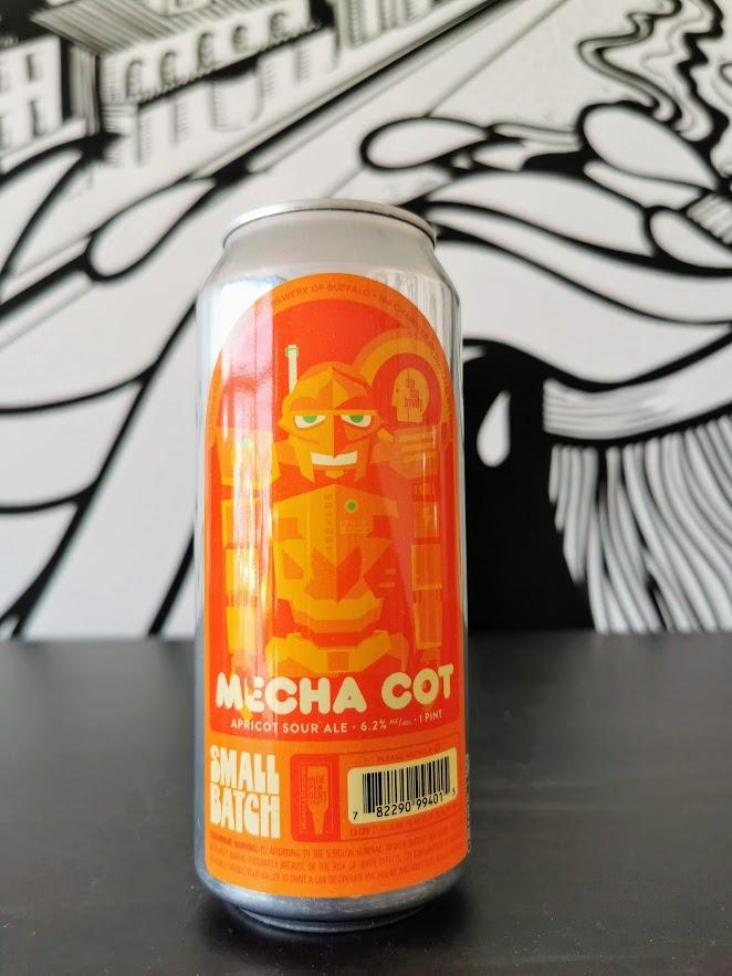 Mecha Cot, Thin Man Brewery