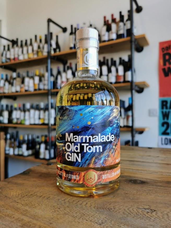 Marmalade Old Tom, Pocketful of Stones Distillery