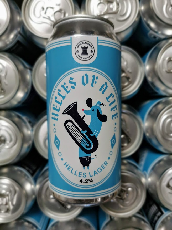Helles of a Life, Arundel Brewery