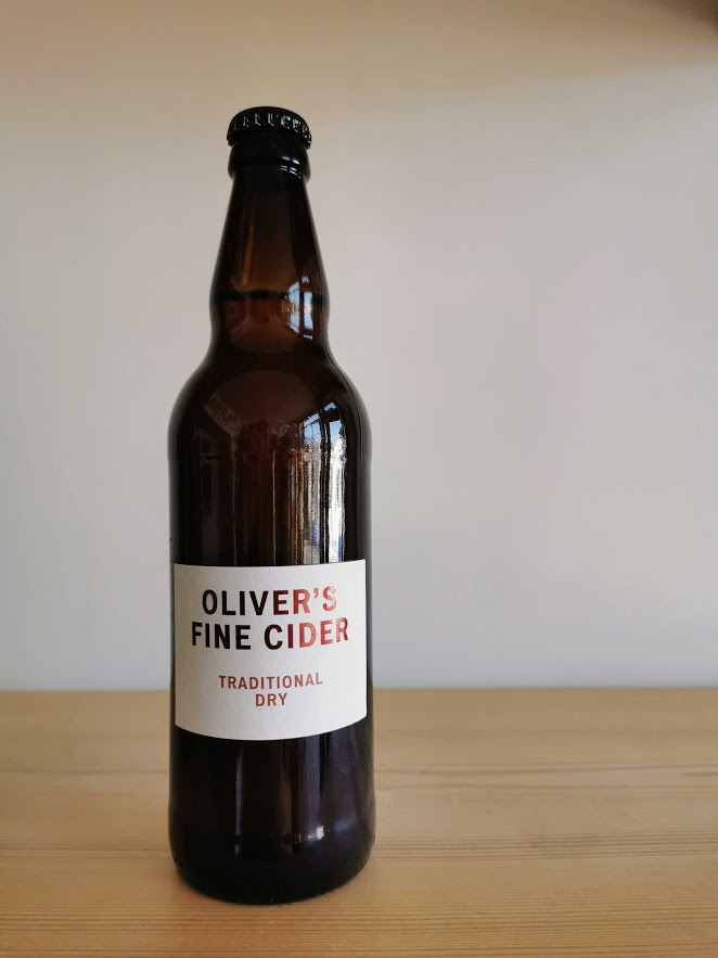 Traditional Dry 2018, Olivers Fine Cider