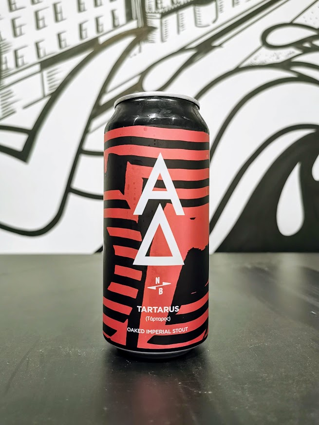 Tartarus, Alpha Delta X North Brew Co