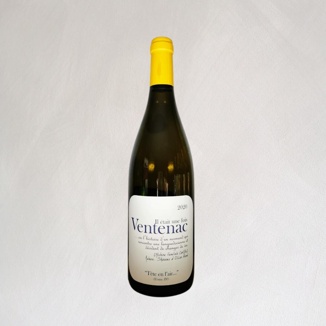 2020 'Tete en L'Air' Chardonnay, Maison Ventenac