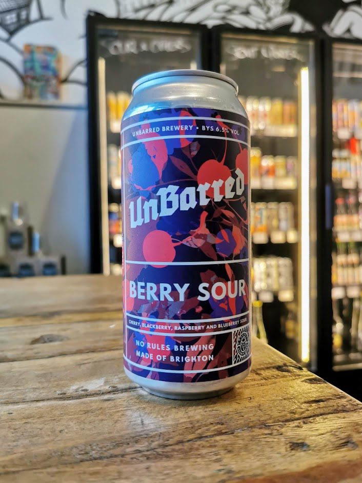 Berry Sour, UnBarred