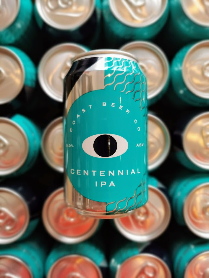 Centennial IPA, Coast Brew Co