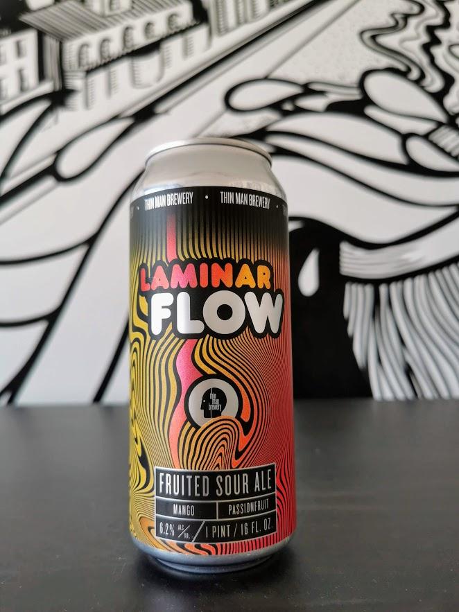Laminar Flow, Thin Man Brewery
