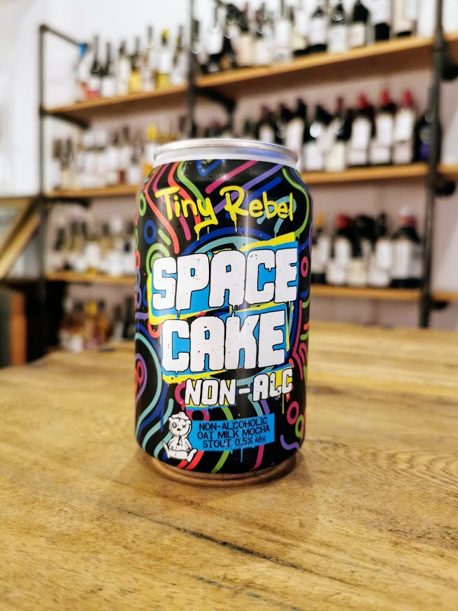 Space Cake, Tiny Rebel