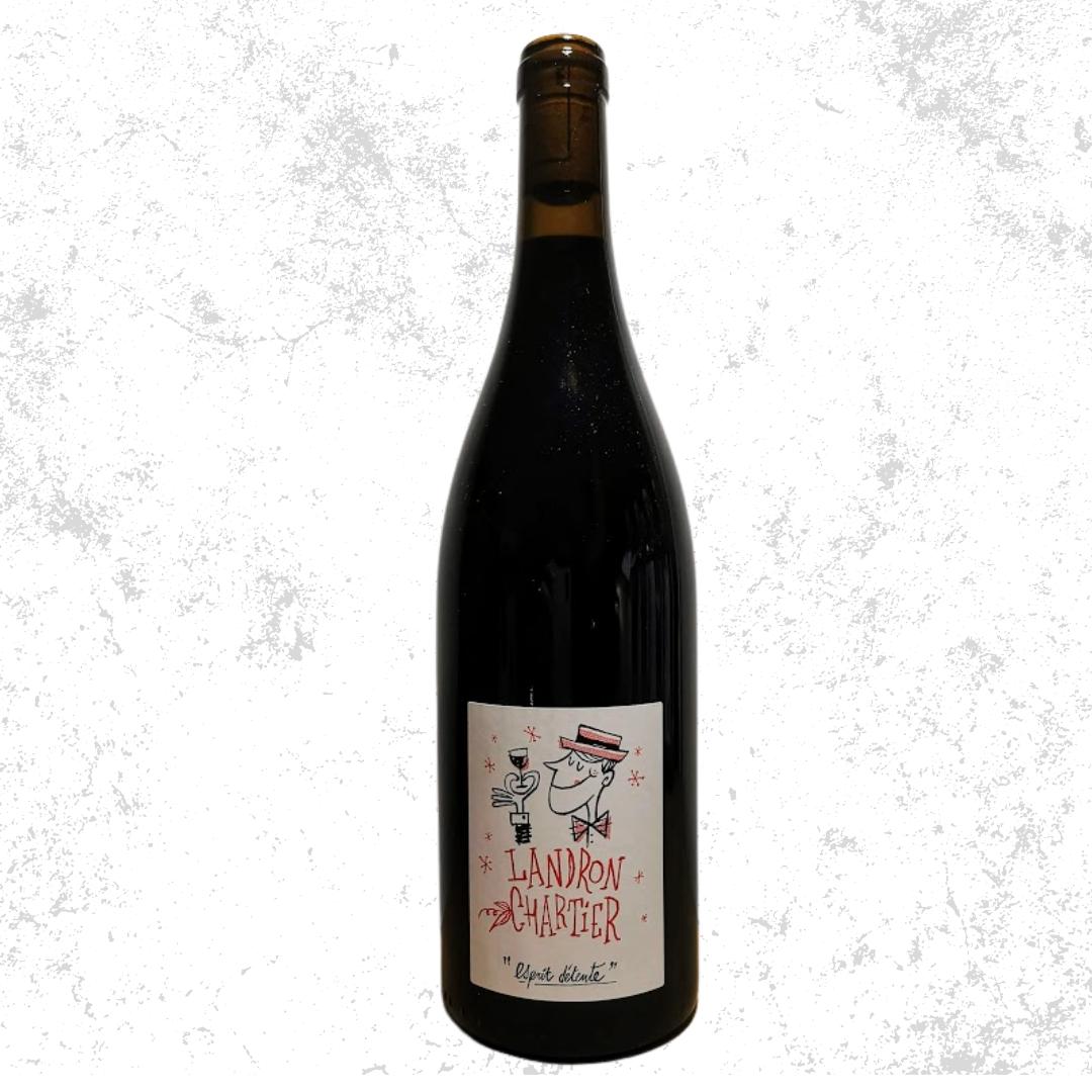 2019 Esprit Detente Rouge, Landron Chartier