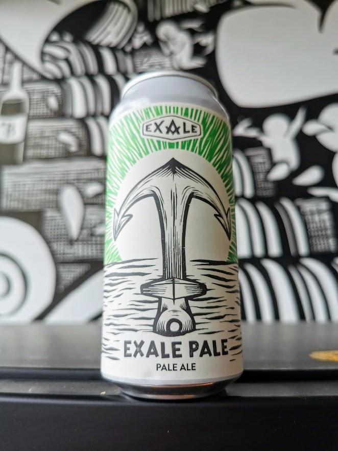 Pale Ale, Exale Brewing