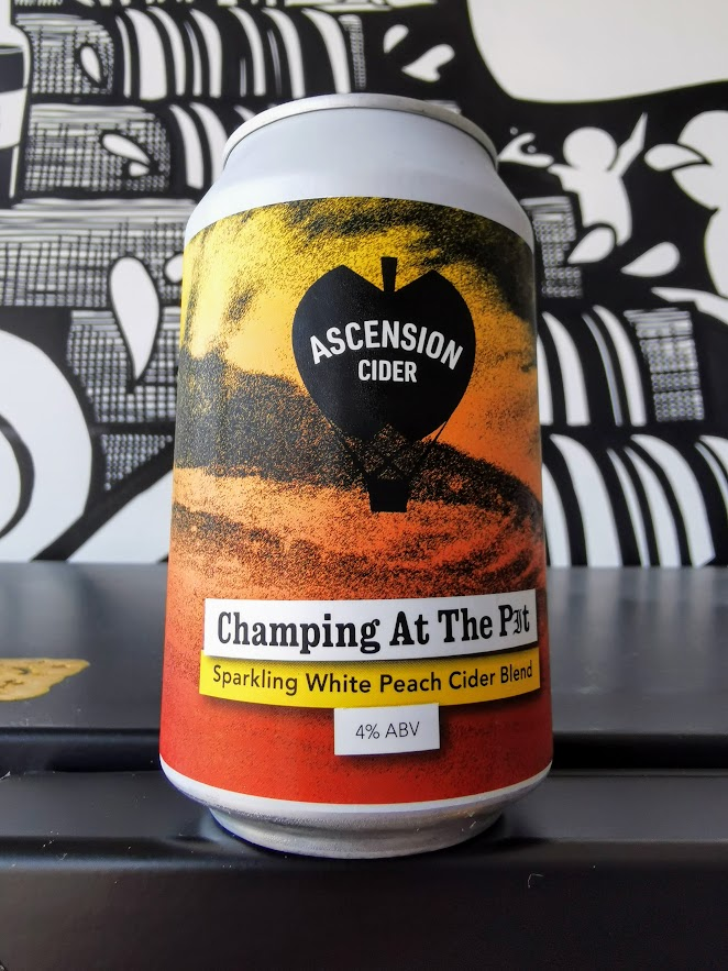 Champing at the Pit, Ascension Cider