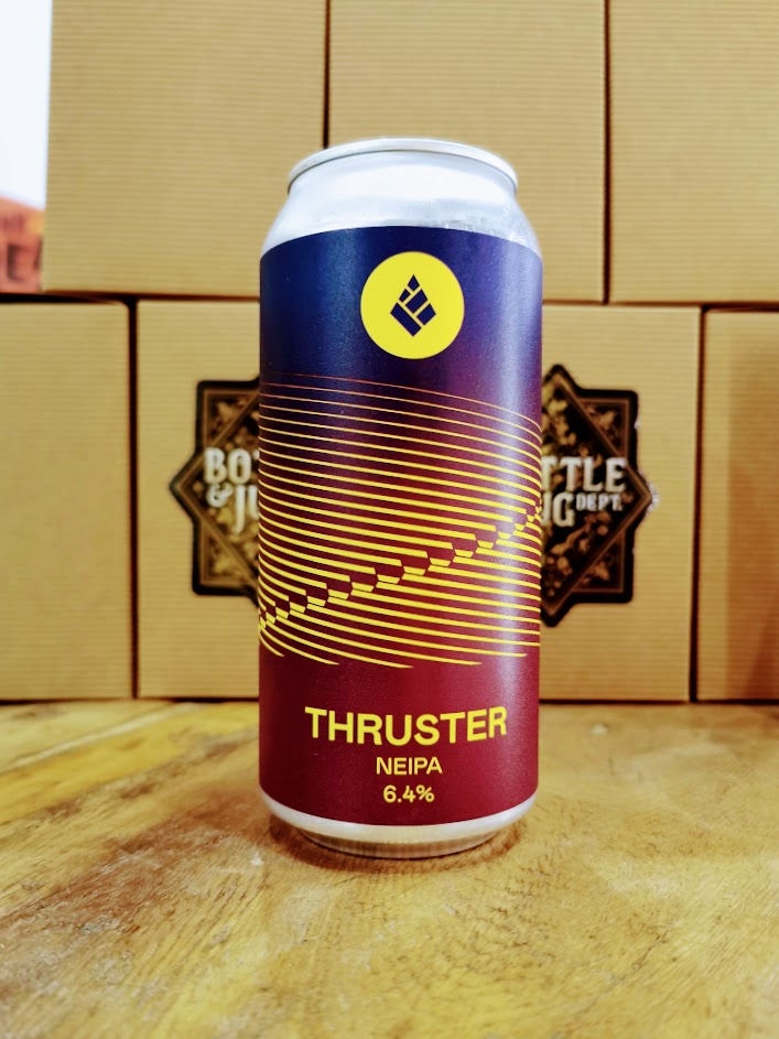 Thruster, Drop Project