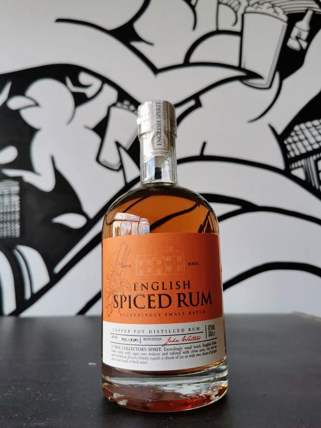 English Spiced Rum, English Spirit Distillery