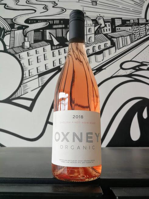 2018 Pinot Noir Rose, Oxney Estate