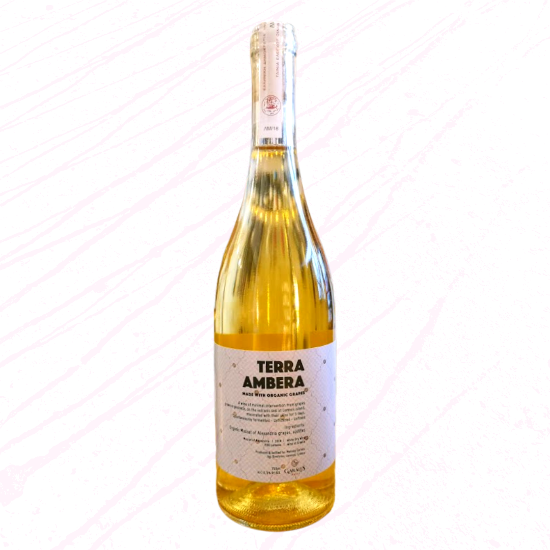 2018 Terra Ambera, Garalis