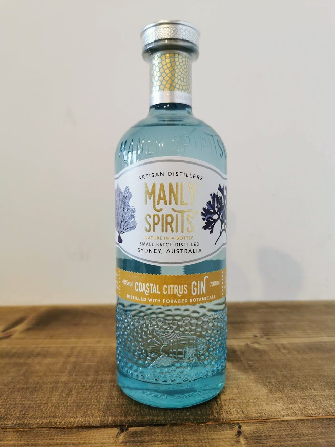 Coastal Citrus, Manly Spirits