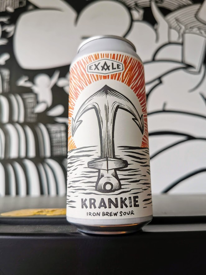 Krankie Iron Brew Sour, Exale Brewing