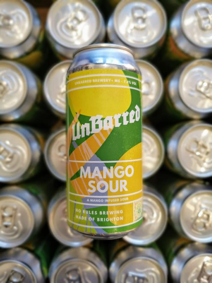Mango Sour, UnBarred
