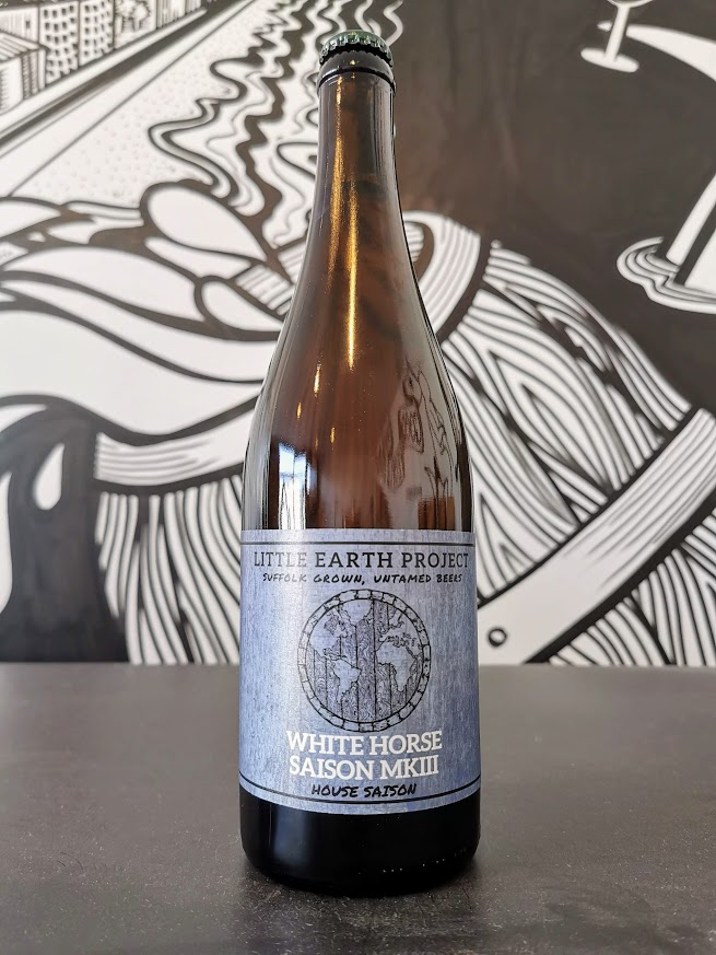 White Horse Saison MK3, Little Earth Project