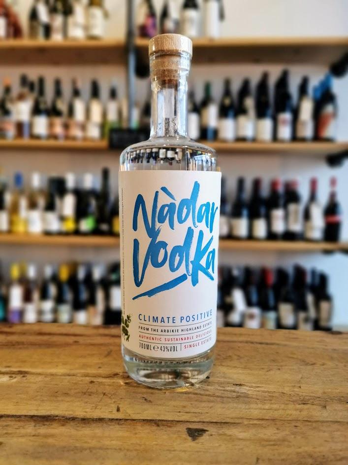 Nadar Vodka, Arbikie Distillery