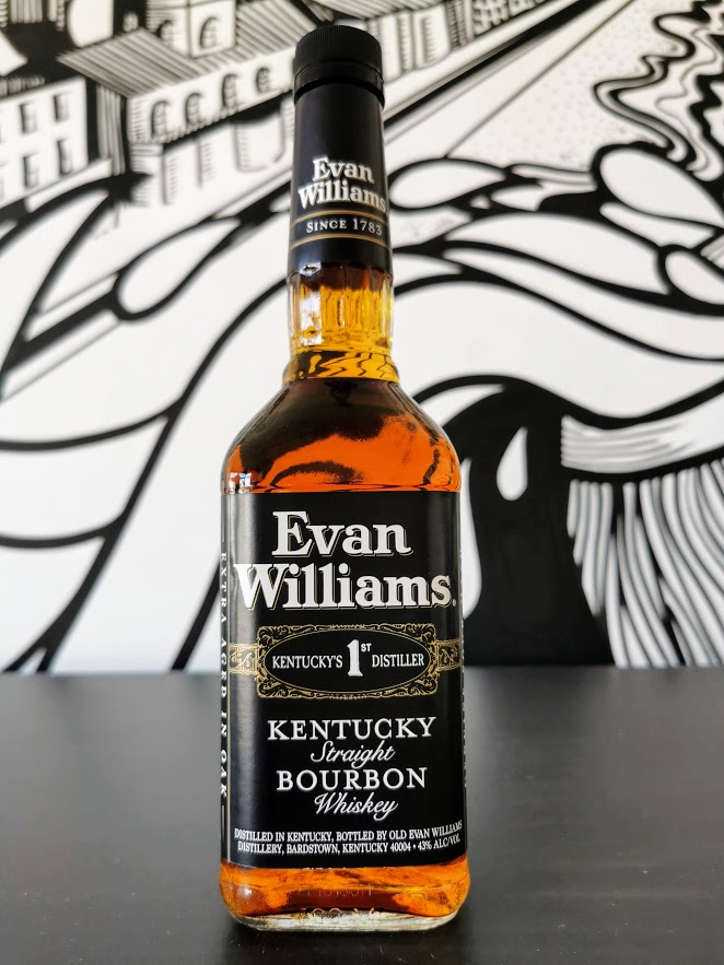 Evan Williams Extra Aged Bourbon