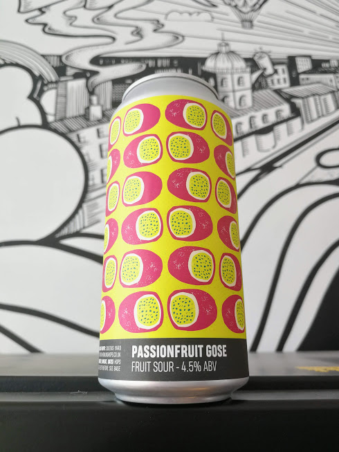Passionfruit Gose, Howling Hops
