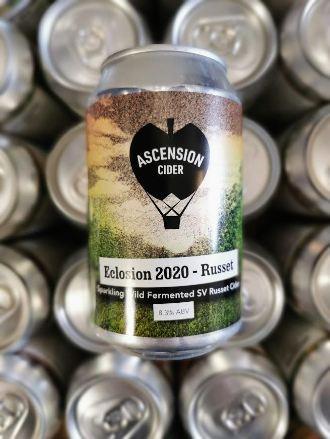 Eclosion Russet, Ascension Cider