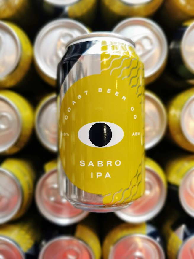 Sabro IPA, Coast Beer Co
