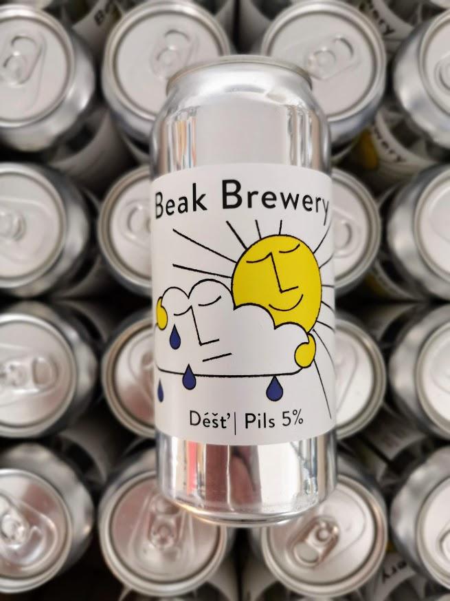 Dest Pils, Beak Brewery