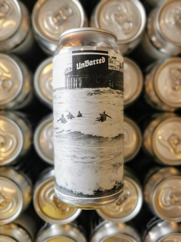 NEIPA #03.21, UnBarred Brewery