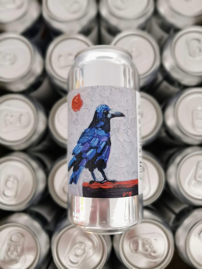 Cliffe Saison, Beak Brewery x Forest & Main