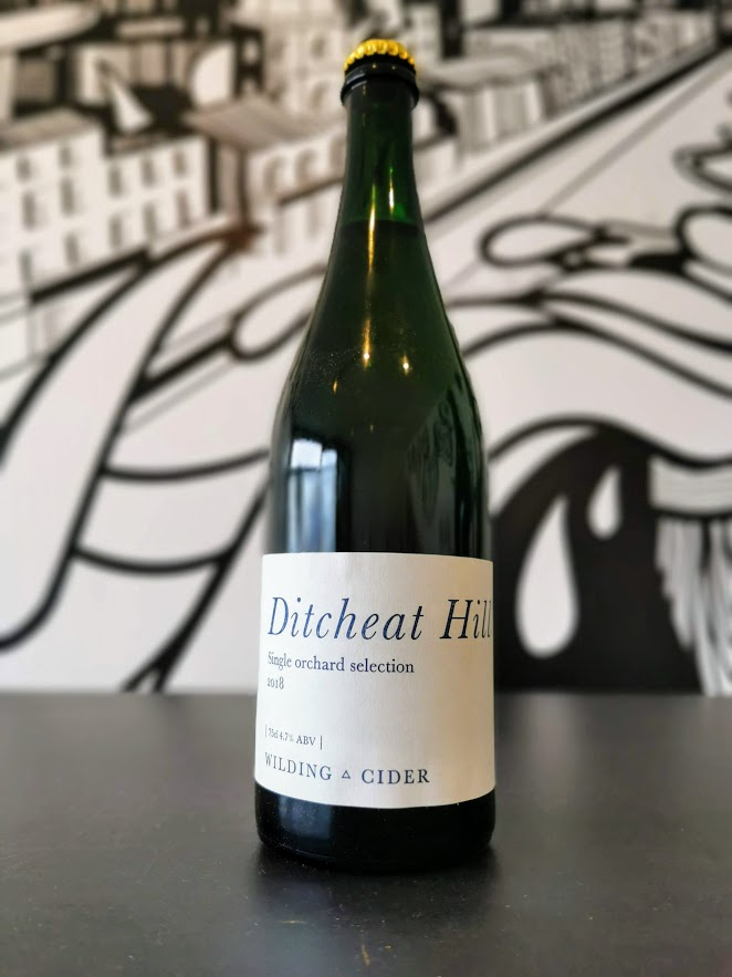 Wilding Cider Ditcheat Hill Single Orchard Selection 2018