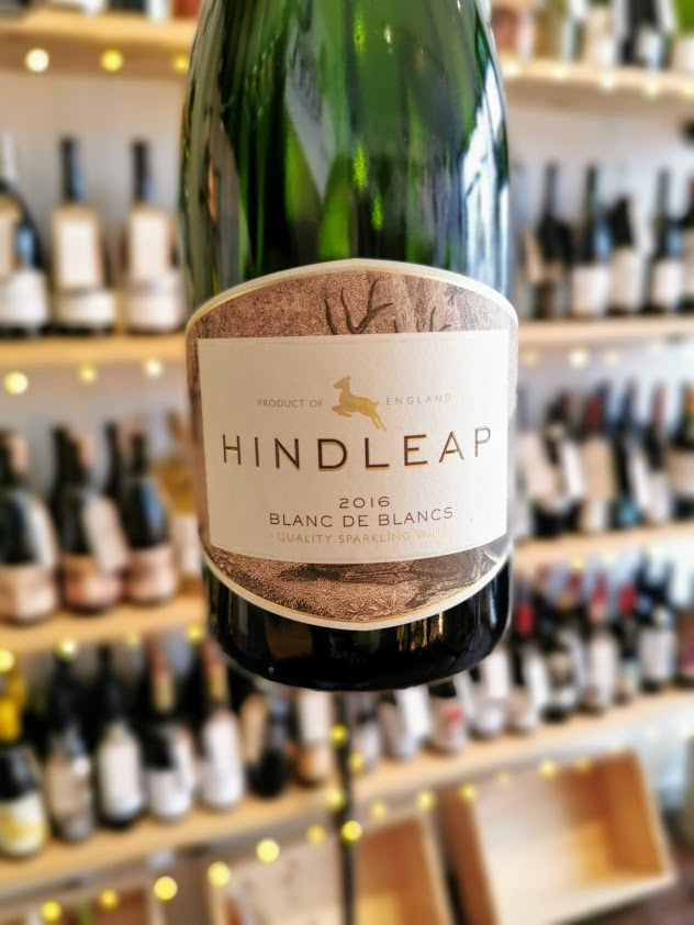 2016 Hindleap Blanc de Blancs