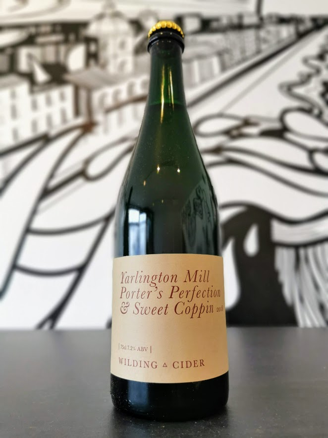 Wilding Cider Yarlington Mill, Porter's Perfection & Sweet Coppin 2018