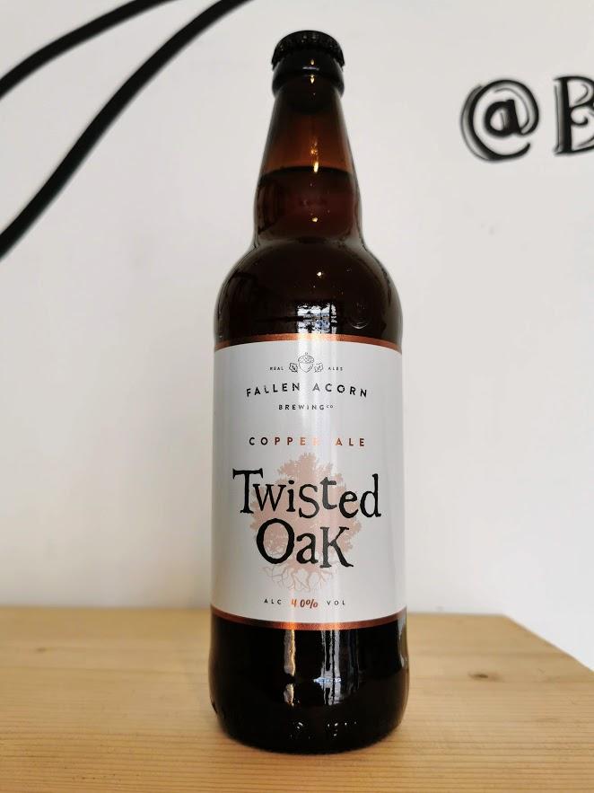 Twisted Oak, Fallen Acorn