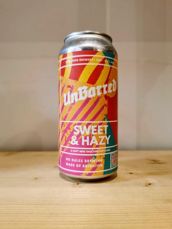 Sweet and Hazy, UnBarred