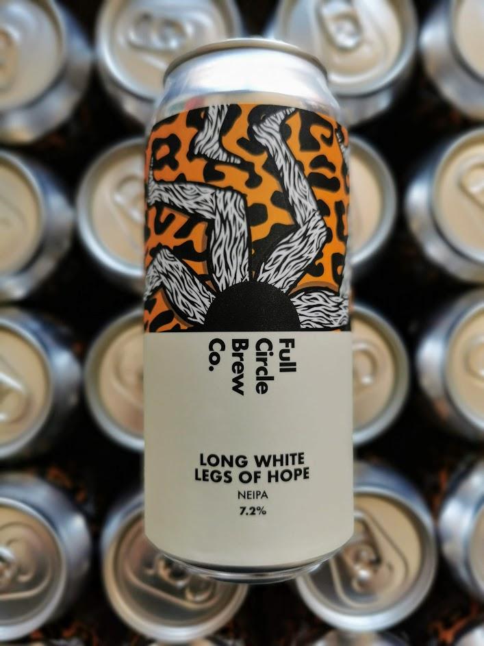 Long White legs of Hope, Full Circle Brew Co