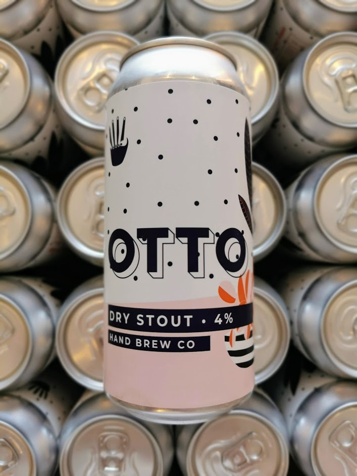 Otto Dry Stout, Hand Brew Co