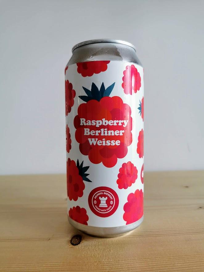 Raspberry Berliner Weiss, Arundel