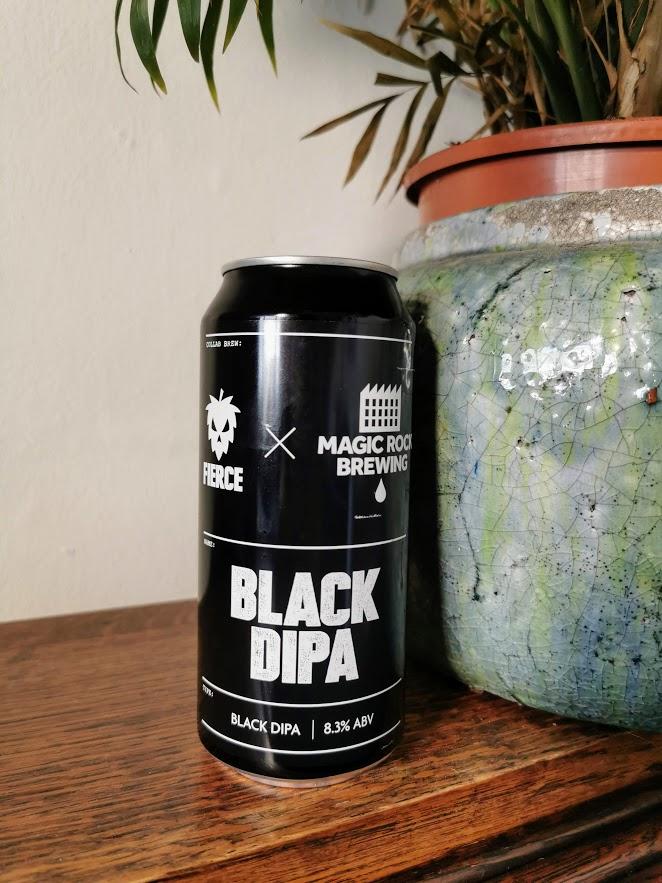 Black DIPA, Fierce Beer