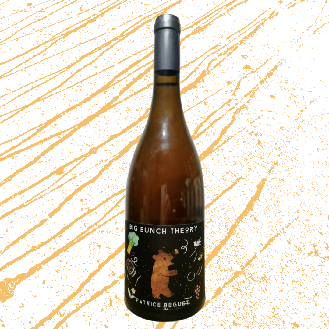 2019 Big Bunch Theory Go Together Blanc, Patrice Beguet