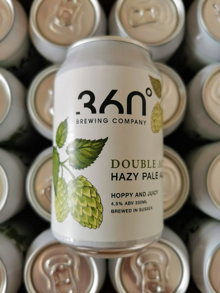Double Act, 360 Brewing
