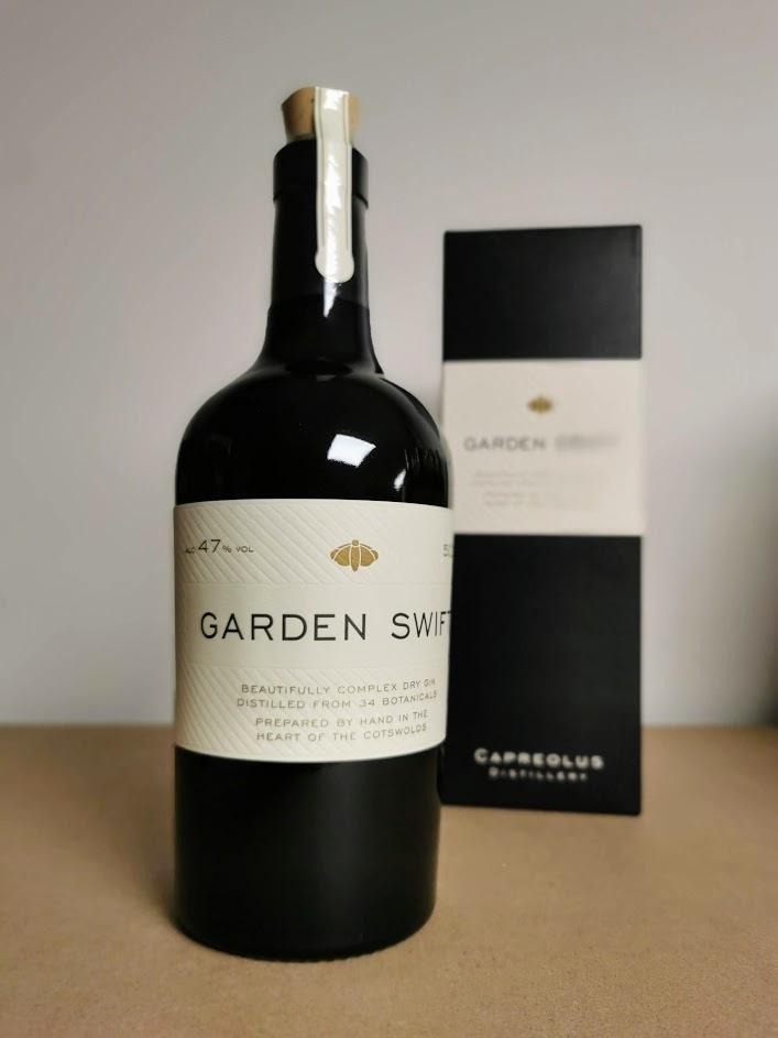 Garden Swift Gin, Capreolus Distillery