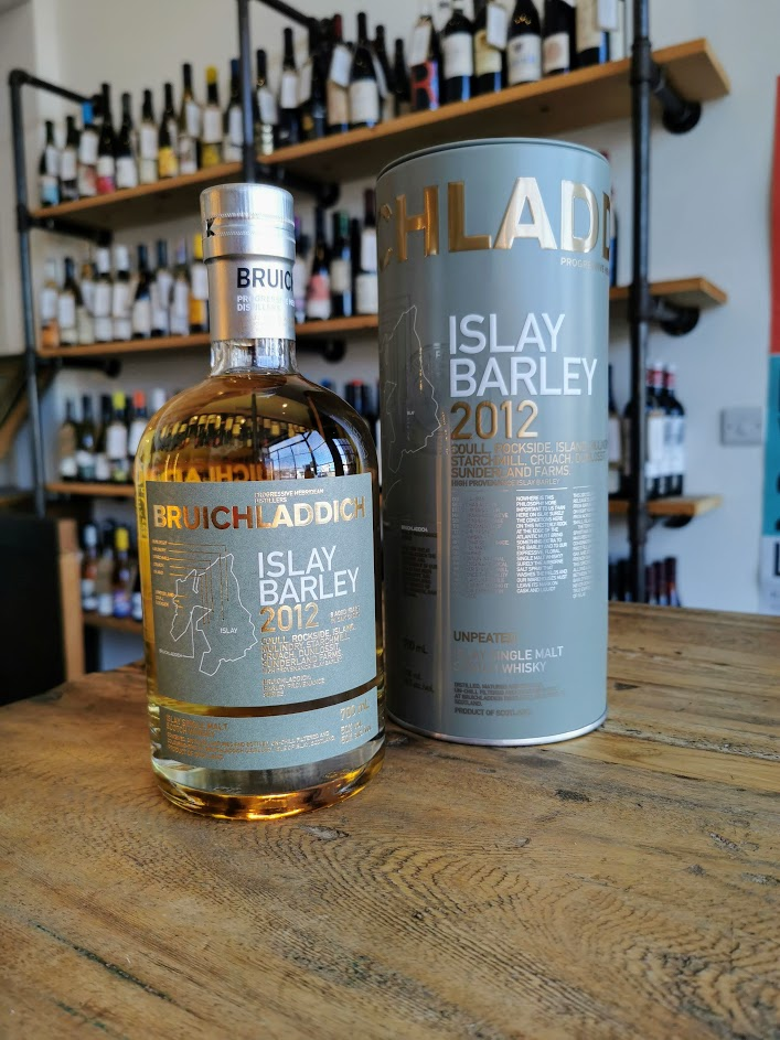 Bruichladdich Islay Barley 2012 Single Malt