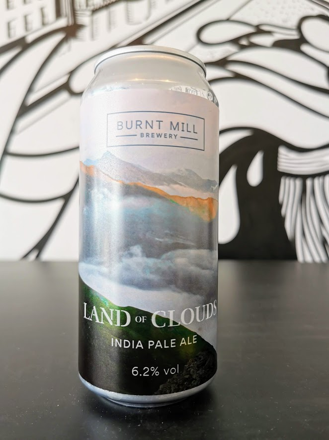 Land of Clouds IPA, Burnt Mill