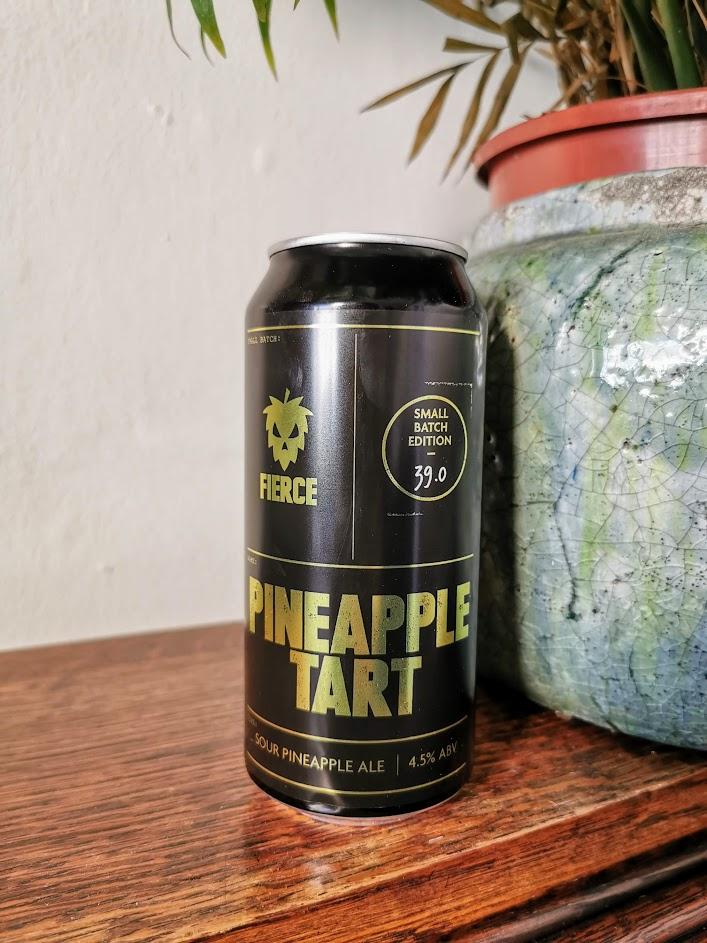 Pineapple Tart, Fierce Beer