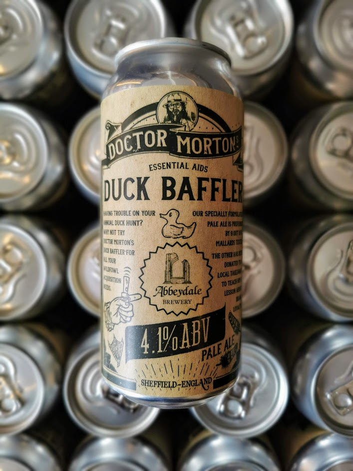 Dr Morton's Duck Baffler, Abbeydale